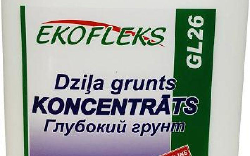 GL26 EKOFLEKS - Dziļa grunts-koncentrāts