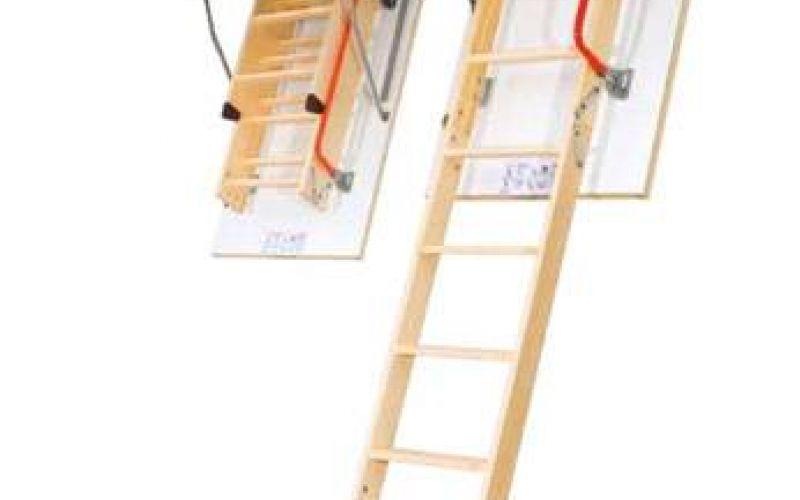 FAKRO bēniņu kāpnes KOMFORT LWK-280 trīsdaļīgas Uz pasūtījumu