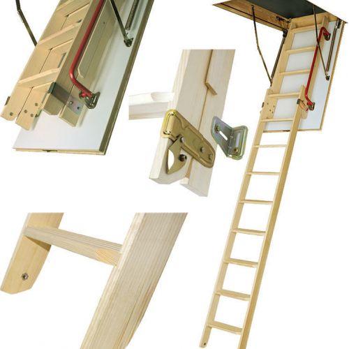FAKRO bēniņu kāpnes LDK-280 sabīdāmās Uz pasūtījumu