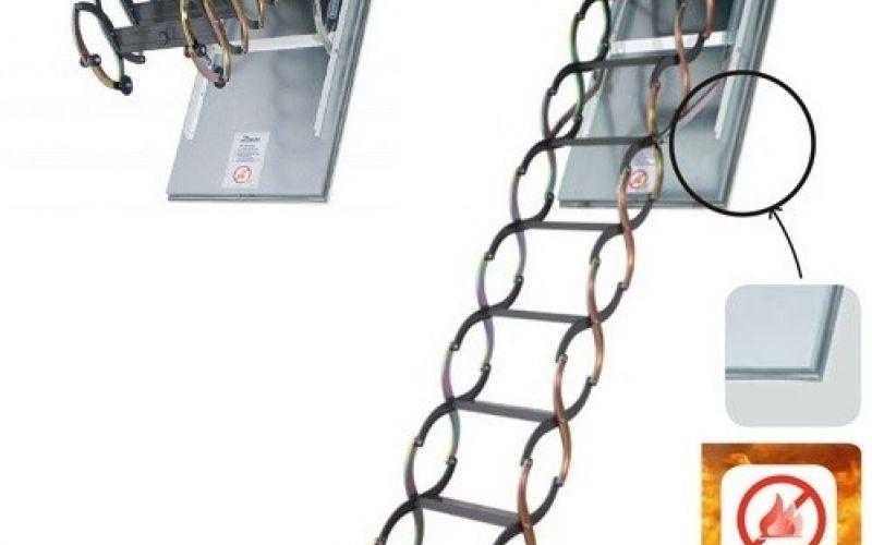 FAKRO bēniņu kāpnes LSF-300 Uz pasūtījumu
