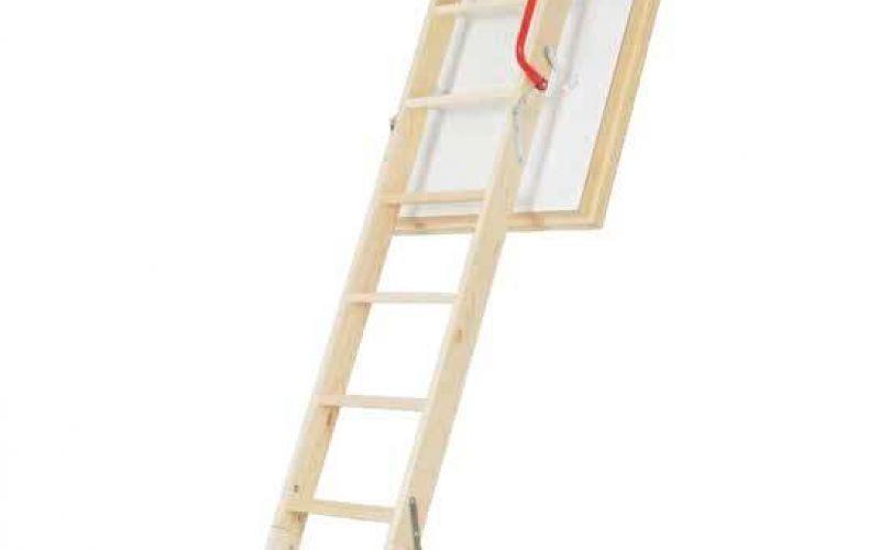 FAKRO bēniņu kāpnes LWT-280 trīsdaļīgas Uz pasūtījumu