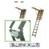 FAKRO AGRMT, LMS SMART attic ladders