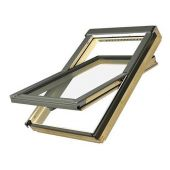 Roof windows FAKRO FTP-V U3 of the hinged sash in the middle