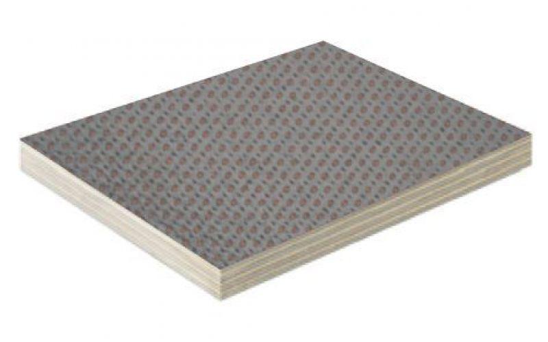 Finieris (laminēts saplāksnis, gluds/sietveida) bērzs, 1.šķira, F/W EXT, tumši brūns, 12mm