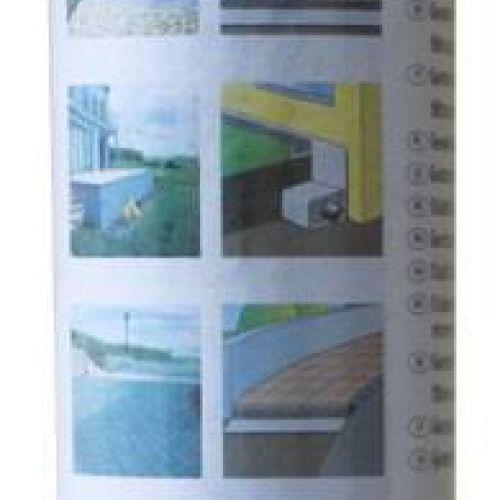 GEOPROMA DuPont 2m Ģeotekstils, neaustais 200cm, 50m2