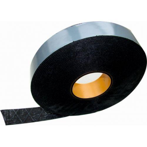 Gerband Nail Sealing Tape (603) amortizējoša izolācijas lenta naglu vietām, ārdarbiem, 40mm, 15m
