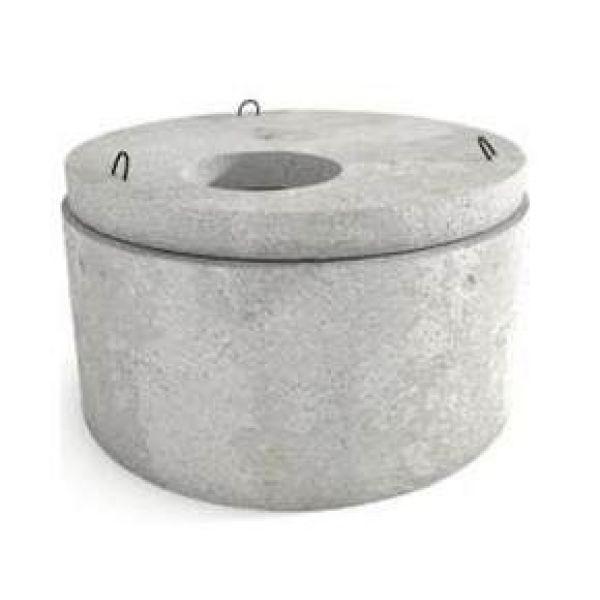 Kanalizācijas betona grods