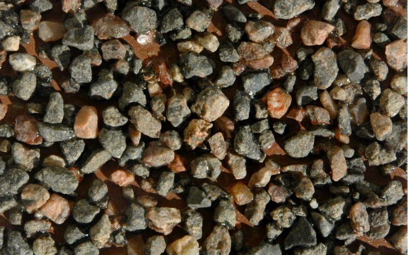 Tempsi Granito cement-chip plate 10x1250x3350mm, Looduslik pruun 10R