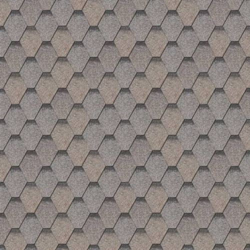 Iko bituminous shingles ArmourShield 26 - Grey ēnots, 3m2