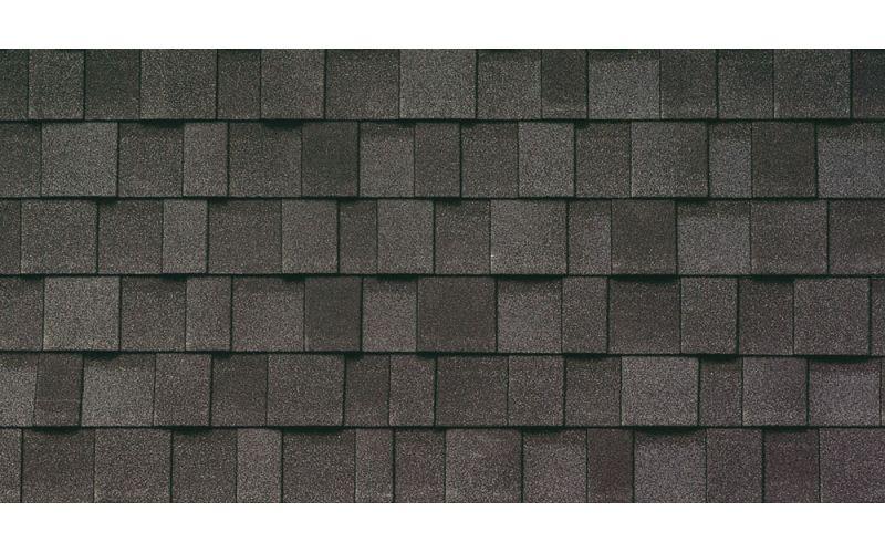 Iko bitumena šindeļi Cambridge - Dual Black, 3.1m2