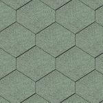 Iko bitumena šindeļi DiamantShield 04 - Meža zaļš, 2.46m2