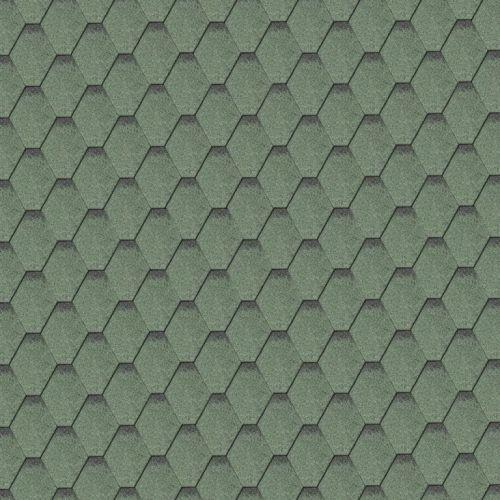 Iko bitumena šindeļi StormShield 24 - Meža zaļš ēnots, 3m2