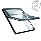 ROTO Designo R75H wood, to lift the sash dci - Roof windows