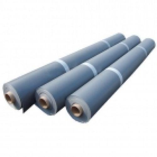 SIKA Sikaplan 15VGWT PVC jumtu hidroizolācijas membrāna, gaiši pelēka 2x20m, 40m2