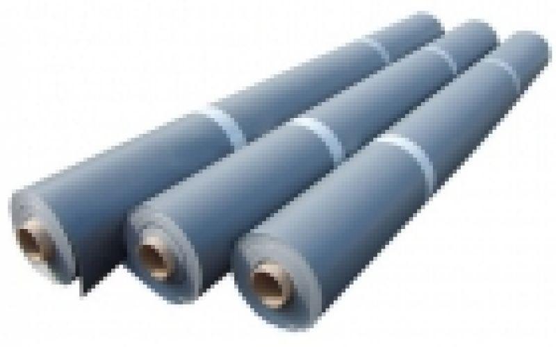 SIKA Sikaplan 15VGWT PVC jumtu hidroizolācijas membrāna, tumši pelēka 2x20m, 40m2