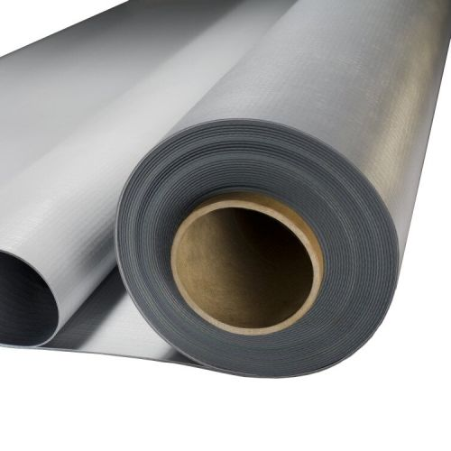 TECHNONICOL Logicroof V-RP PVC jumtu hidroizolācijas membrāna, pelēka 2,05x25m, 51,25m2
