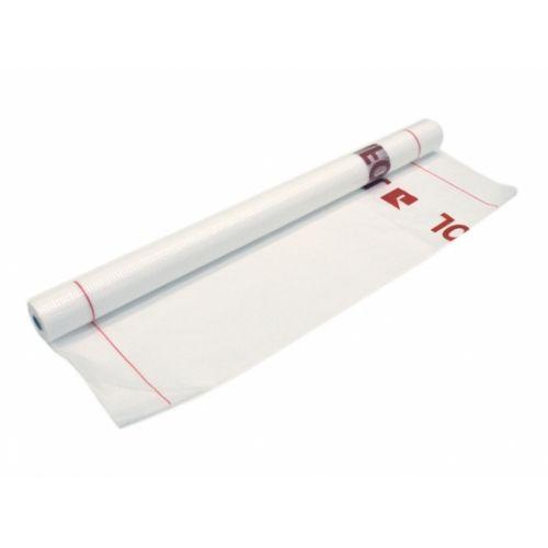 JUTA-FOIL D 110 Standard Armētā polietilēna plēve-starplika, 150cm, 75m2