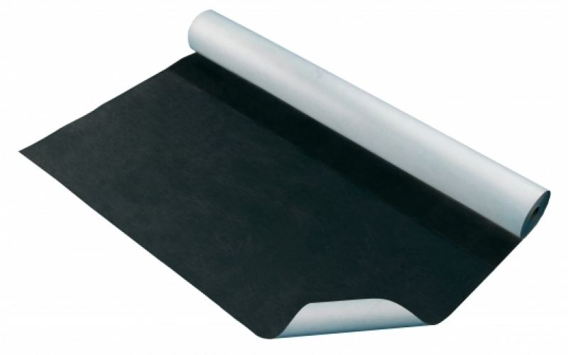 JUTADACH Super + Double tape difūzplēve ar mikrospraugām (4 slāņu ar 2 līmlentām) 150cm, 75m2