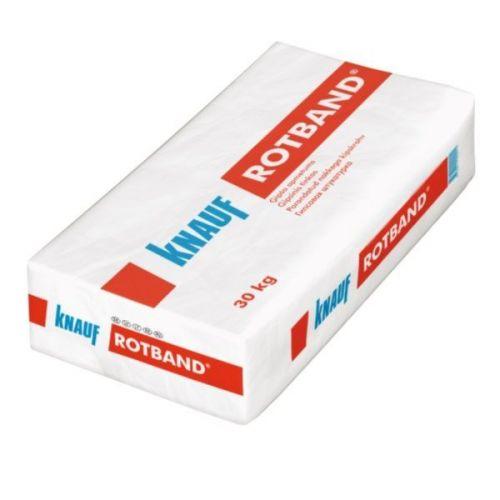 Knauf ROTBAND 30 kg ģipša apmetums