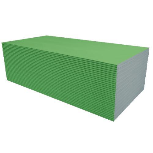 Ģipškartons KNAUF Green (GKBI) mitrumizturīgs reģipsis 2.6m