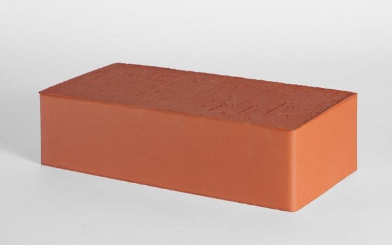 Lode krāsns ķieģelis pilnais, sarkans 250x120x65