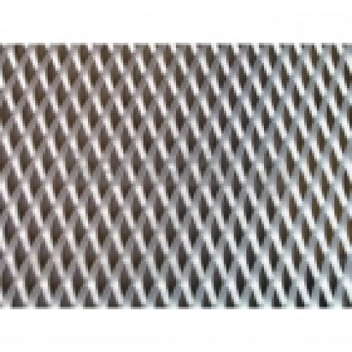 Metāla siets, cirsti vilktais tērauds P48, 69x27, 1000x2500mm