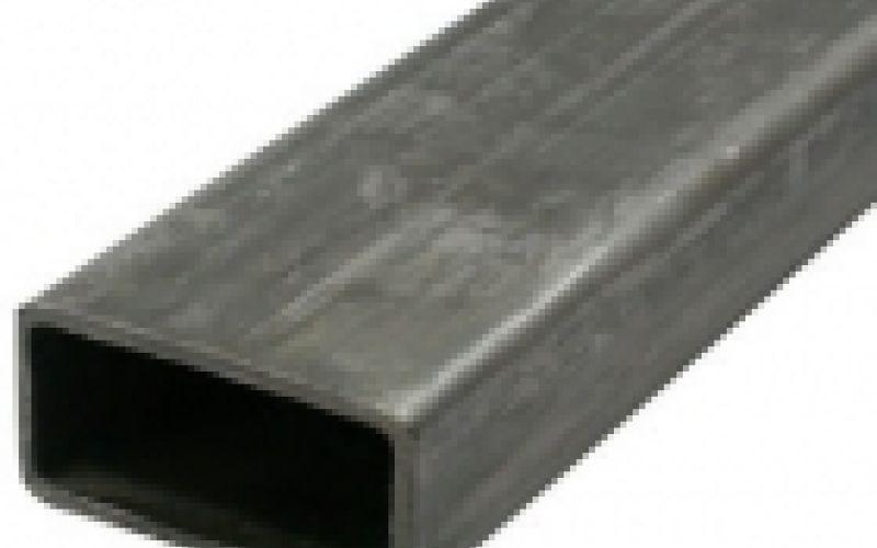 Taisnstūra caurule, precīzijas E220 EN10305-5, 40x20x2mm, 6m