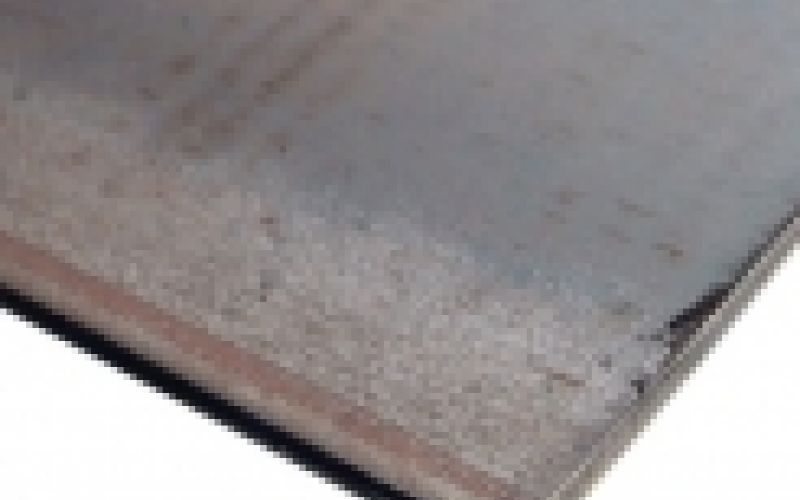Metāla loksne, karsti velmēta tērauda 3x1500x3000 S235 JR kodināta