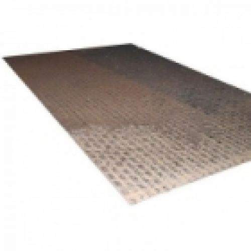 Metāla loksne, karsti velmēta riflēta, pilienveida 5x1500x3000 S235 JR