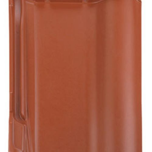 Monier Rubin 13V, rindu dakstiņš, angobets, sarkans