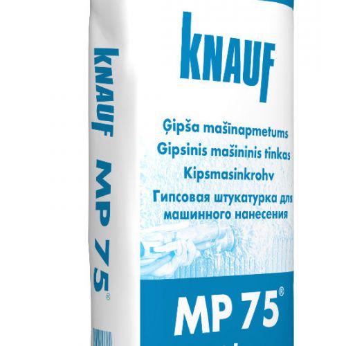 KNAUF MP 75 Ģipša apmetums 30kg