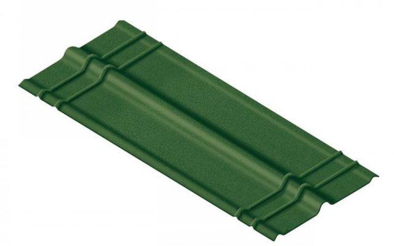 Onduline Kore (1000x485mm),zaļa