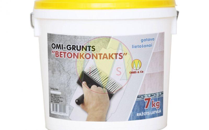 Omi Grunts, gatava lietošanai (Betonkontakts) 1.2kg