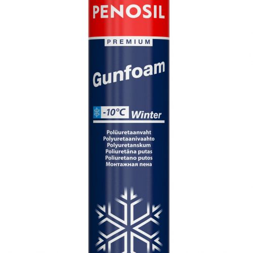 Penosil Premium GunFoam Winter Poliuretāna putas -10C 750ml