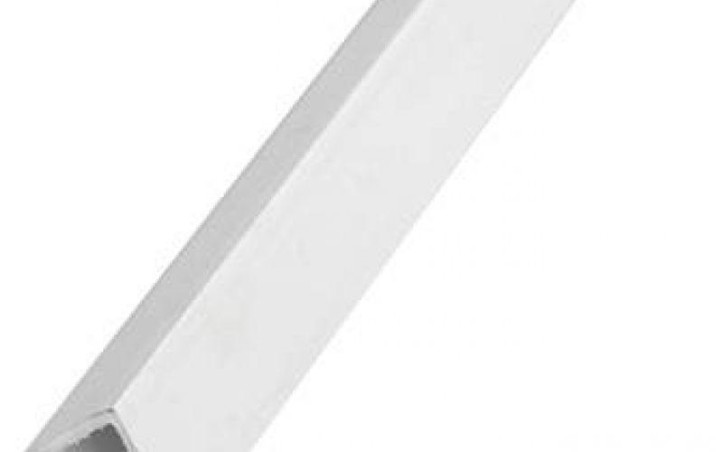 PVC Sausā apmetuma nobeiguma vadula 3.0m
