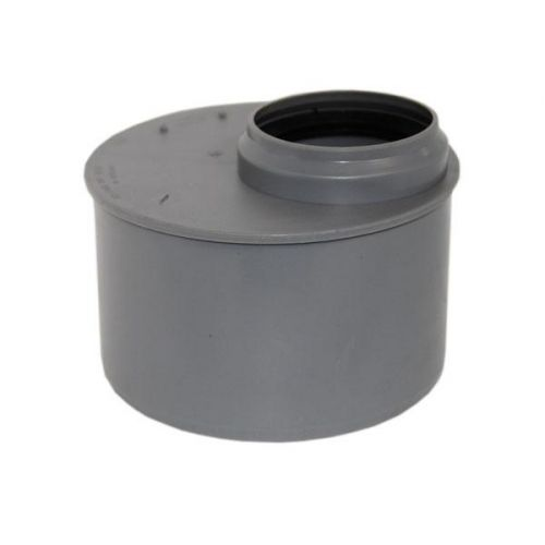 Iekšējās kanalizācijas pāreja zemā PP Ø 75-50 mm