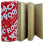 ROCKWOOL Superrock 75 x 610 x 1000 mm 6.10m2 loksnēs