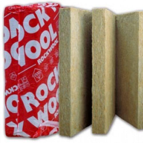 ROCKWOOL Superrock 100 x 610 x 1000 mm 4.88m2 loksnēs