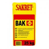 BAK Sakret bonding and armēšanas java, grey, 25kg