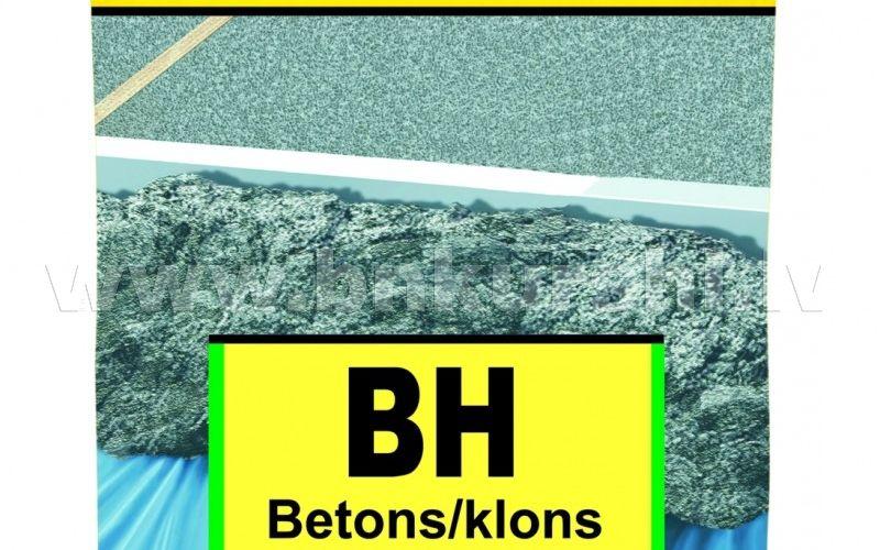 SAKRET BH betons / klons 40kg agresīvām vidēm