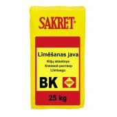 BK Sakret клеящий раствор для пенопласта и ваты