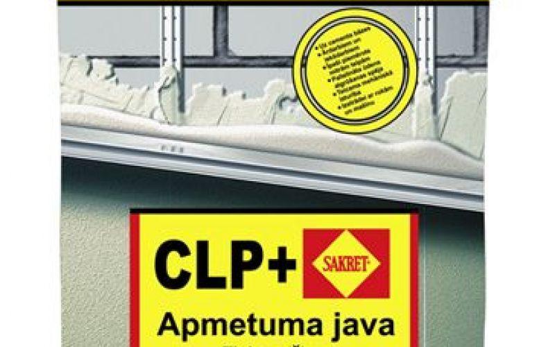 Sakret CLP+ Apmetuma java, pelēka, 40kg