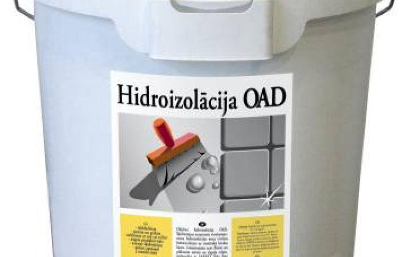SAKRET OAD, Virsmas hidroizolācija, 10kg