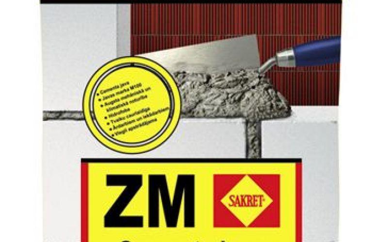 Sakret ZM - Cementa java mūrēšanai un apmešanai 40kg