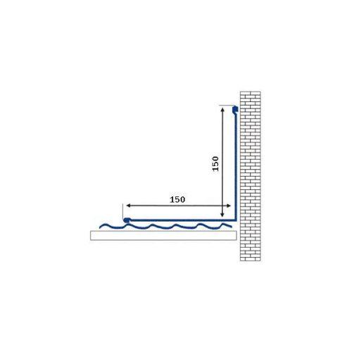 Skārda Atloks PE garums - 2m