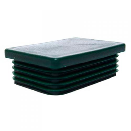 Stabu cepurīte 40x60 iekšēja, zaļa, 10gab (000800)