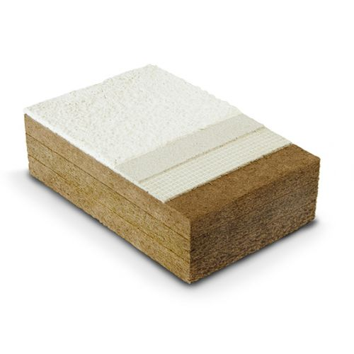 Steico Protect fasādes kokšķiedras plāksnes ar spundi 1325x615x80mm