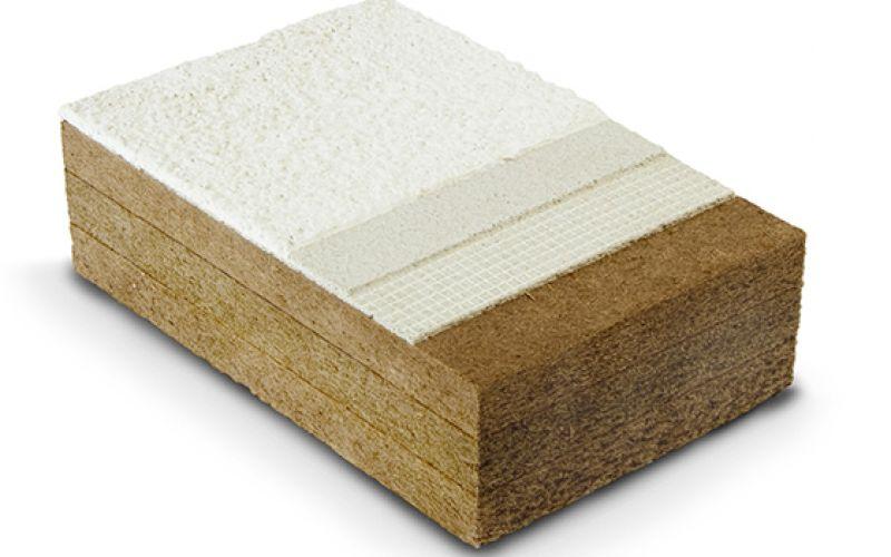 Steico Protect fasādes kokšķiedras plāksnes ar spundi 2625x1205x40mm