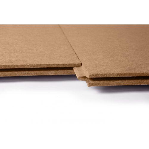 Steico Universal kokšķiedru siltumizolācijas plāksnes ar spundi 2500x600x24mm