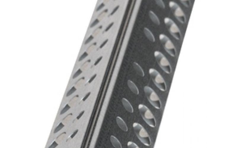 Stūra šina (AL) 0.35mm, 3.0m